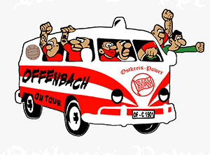 Auswärtsfahrt nach Steinbach